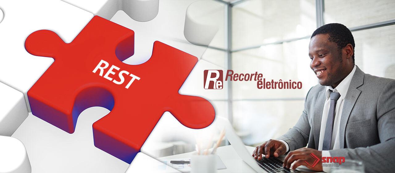 Rest Recorte Eletrônico Integração Jurídica